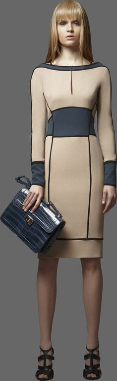 #ELIE SAAB - Ready-to-Wear - PreFall 2012