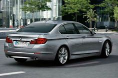2017 BMW 5 Series Release
