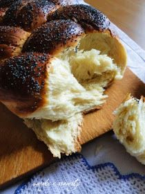 smaki i aromaty: Chałka jaką lubię:) Bread Bun, Bread Rolls, Polish Recipes, Polish Food, Sweet Life, Side Dishes, Food And Drink, Cooking Recipes, Dinner