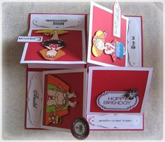 carte_ouverte_à 4 chevalets et son TUTO de Vinoucréations : http://vinoucreations.canalblog.com/archives/2014/08/13/30409876.html