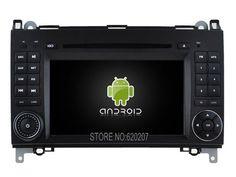 Android 5.1.1 CAR Audio DVD player gps  FOR BENZ Viano/Vito/Sprinter/V-CLASS Multimedia navigation head device unit  receiver