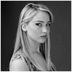 Jennifer Lawrence by Patrick Frase