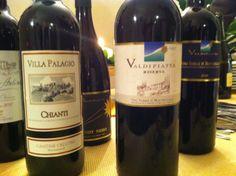 Just drank with friends: Valdipiatta Nobile 2010, Pinot Nero 2006, Nobile Vigna DAlfiero 1997, Chianti Villa Palagio 2010 (photo by Locanda San Francesco #BoutiqueHotel + www.locandasanfrancesco.it)