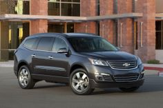 2014 chevy traverse | 2014 Chevrolet Traverse (Chevy) Pictures/Photos Gallery - The Car ...