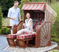 Strandkorb »deVries PURE® Comfort XL 429« im Universal Online Shop