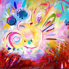 painting by Belinda Fireman