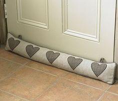 Heart doorstop