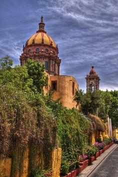 Iglesia de la Concepción, San Miguel de Allende, México