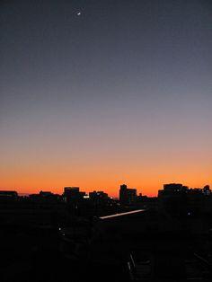 Sunset, Shin-Osaka