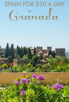 Granada's claim to fame is the Alhambra, but it's a little known fact that it's…