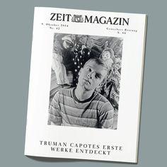 Nr. 42 / 14 - Truman Capotes erste Werke entdeckt