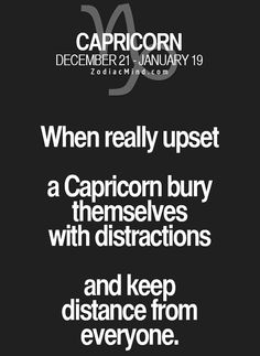 #capricorn NOW THAT'S HELL TRUE