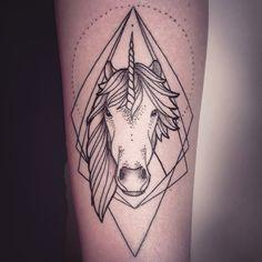 CUSTOMERS HORSE ✖️ UNICORN VERSION. IF YOU WANT TO GET INKED, CONTACT ME VIA FB. [ L I N K I N P R O F I L E ] FOLLOW MY STUDIO @vadersdye #tattoo #ink #art #tattooartist #tattooer #tattooist #tattooing #inked #inkedgirl #girl #tattoogirl #tattoos #tattoosofinstagram #tattoolookbook #hamburgtattoo #tattoohamburg #hamburg #veganink #vegantattoo #blacktattoo #blackart #blackwork #blackworkers #unicorntattoo #geometrictattoo #dotwork #horsetattoo #melinawendlandt