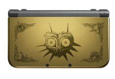 NINTENDO 3DS XL The Legend of Zelda: Majora's Mask Edition