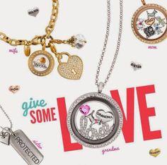Soooo many choices! www,LocketsByLiz.com Let me help you create a custom Origami Owl necklace!