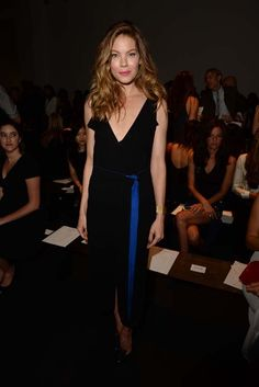 Michelle Monaghan  Front Row at Altuzarra
