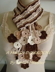 love this scarf...different colors though