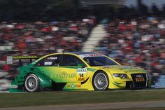 Audi Clinches All DTM Titles - International