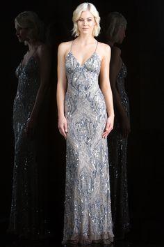 Blush Bridal & Prom - Concord, CA - www.myblushbridal.com Style 48710 Platinum