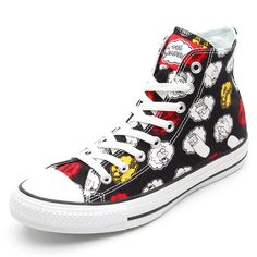 All Star Converse Chuck Taylor 'The Simpsons Collection' - http://starakia24.gr/star-converse-chuck-taylor-simpsons-collection/