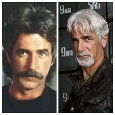 Sam Elliot still looks great to me...and he was born right here in Sacramento