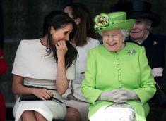 Duchess of Sussex & Her Majesty