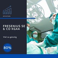 Fresenius SE - Viel zu günstig Kidney Failure, Dialysis, Finance, Things To Do