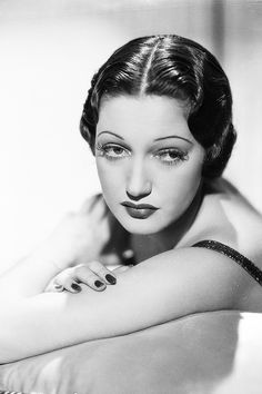 Dorothy Lamour in 1937.