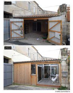 Home Sweet Home : la reconversion d'un garage en habitation