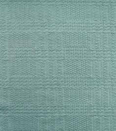 Printed Knits Fabric 57''-Solid Texture Plaid Jacquard Knit Slate