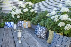 Bilderesultat for Urban Gardening, Design Back Gardens, Small Gardens, Outdoor Gardens, Garden Design London, London Garden, Small Space Gardening, Garden Spaces, Urban Gardening, Blue Garden