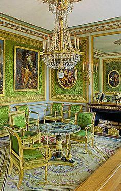 The Grand Trianon -  The Particular room © EPV/ Jean-Marc Manaï