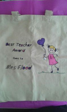 Teacher bag no.2