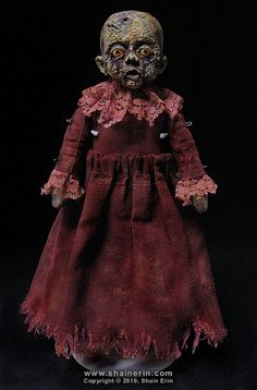 Griselda – Zombie Art Doll | Flickr - Photo Sharing!