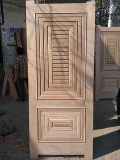 Wooden Glass Door, Wooden Front Door Design, Door Gate Design, Room Door Design, Door Design Interior, Wooden Front Doors, House Front Design, Modern Wooden Doors, Door Design Photos