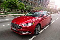 Reestilizado, o Ford Fusion chega a partir de R$ 121.500. Leia mais...
