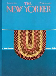 The New Yorker June 12th 1971
