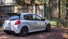 Clio Sport with SanremoCorse wheels   EVO Corse Racing Wheels #evocorse #evocorsewheels #lifeisawheel