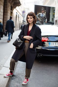 On the Street…Via Montenapoleone, Milan | The Sartorialist | Bloglovin'