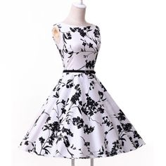 CHEAP-Vintage-Retro-Swing-50s-60s-Housewife-Pinup-Rockabilly-Party-Prom-Dresses