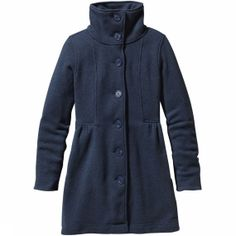 Polaire Better Sweater Coat
