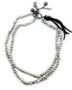 The One Enchanted Evening Necklace by JewelMint.com, $68.00