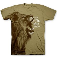 a93193c622830 Lion All-Over Print T-Shirt