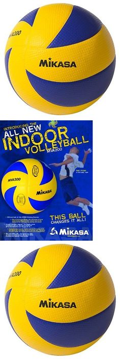 Volleyballs 159132: Mikasa Mva200 2008Beijing 2012London And 2016Rio Indoor Olympic Games Ball B... -> BUY IT NOW ONLY: $50.02 on eBay!
