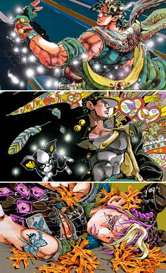 2018年夏 荒木飛呂彦原畫展 JoJo 冒険之波紋@東京 國立新美術館 | TAGhobby.com Jojo's Bizarre Adventure, Jojo's Adventure, Bizarre Art, Jojo Bizarre, Jojo Anime, Jotaro Kujo, Estilo Anime, Jojo Memes, Manga Artist