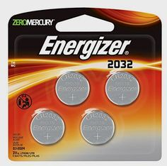 Energizer 2032BP-4 3 Volt Lithium Coin Battery – Retail Packaging (Pack of 4)  BUY NOW     $5.20    The Energizer 2032 lithium coin battery offers dependable performance in household devices like heart-rate monitors, keyless en ..  http://www.beautyandluxuryforu.top/2017/03/09/energizer-2032bp-4-3-volt-lithium-coin-battery-retail-packaging-pack-of-4/