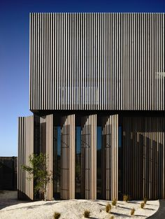 'Torquay House' in Torquay, Australia by Wolveridge Architects