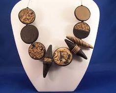 polymer clay jewelry - Google Search