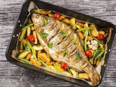 Want to try cooking fish instead of chicken? Here are some clean, healthy and super-easy baked fish recipes for days when you have less than 30 minutes for dinner prep. Easy Baked Fish Recipes, Healthy Recipes, Blue Health, How To Cook Fish, Food Waste, Fish And Seafood, Healthy Eating, Dishes, Cooking