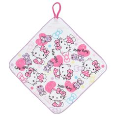 Hello Kitty towel loop with 3P set Sanrio online shop (Fluffy) - mail order official site